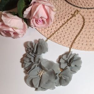 JC Penney / Flutter Flower Necklace